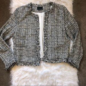 Cynthia Rowley Knitted Jacket